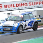second round of the Celtic Speed Mini Cooper Cup (6 May 2012)
