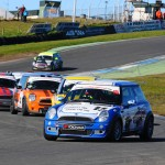 Ross caps maiden Celtic Speed Mini Cooper Cup season in winning style