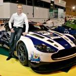 British GT Championship winning GT3 class Aston Martin